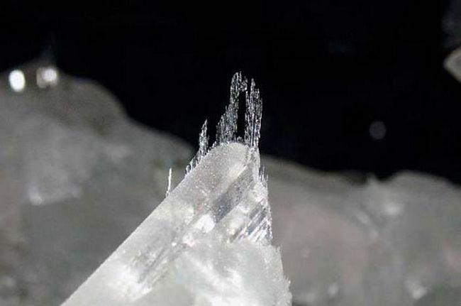 Jeskyně obřích krystalů (Cueva de los Cristales)