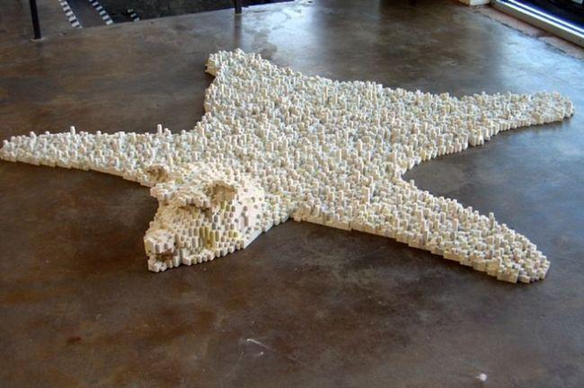 Пиксельный зоопарк художника Шона Смита