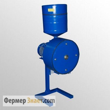 Зернодробилка Фермер: обзор популярных моделей