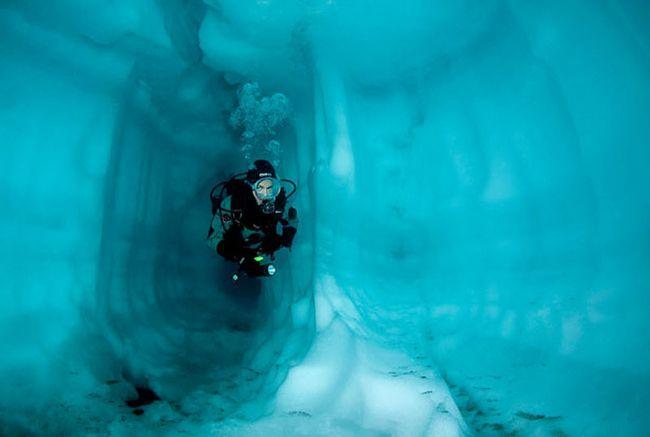 Podvodni svijet švicarskog alpskog jezera