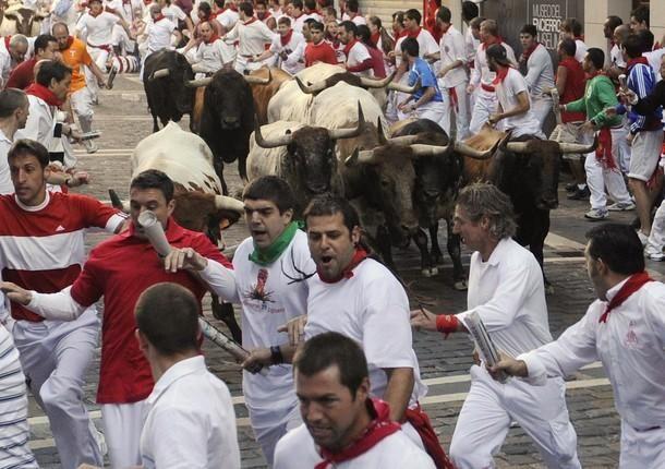 Odmor St. Fermina (San Fermin) u Španiji