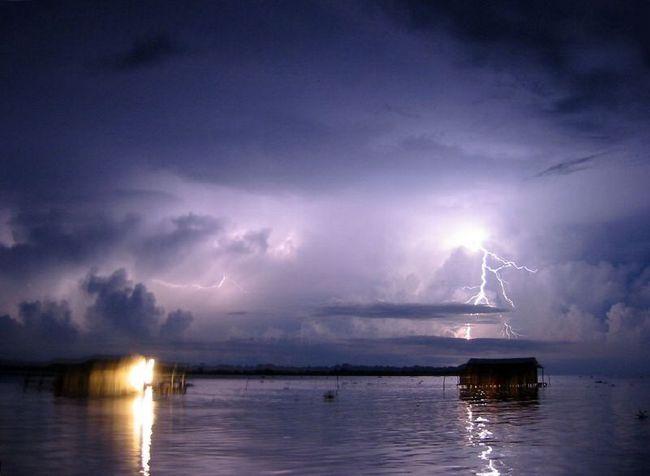 Prirodnih fenomena - munja Catatumbo