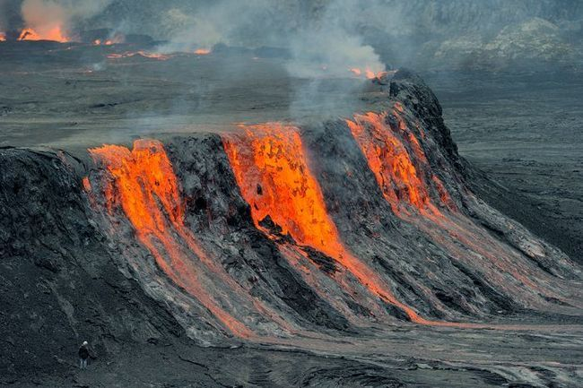 Vulcan Niyragongo (Nyiragongo)