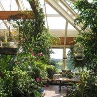 Dimenzije zimski vrt