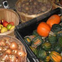 Режимы хранения плодов и овощей