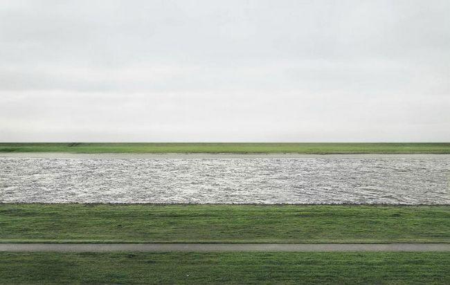 Rhein II (Рейн II) -самая дорогая фотография в мире