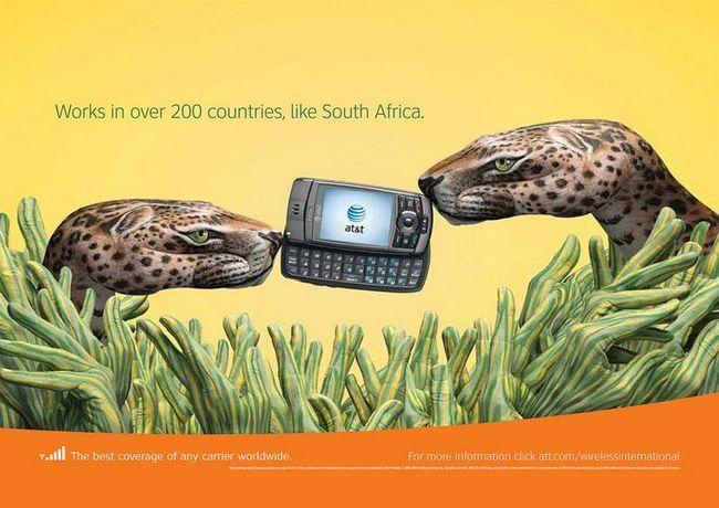 Brojke pri ruci u reklamnoj kreativne telefon