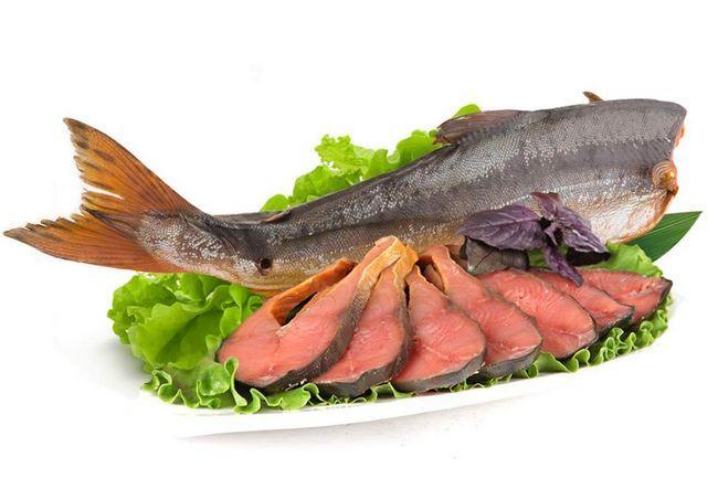 Ryby keporkaků losos, aj keď malé, ale veľmi ocenil v kuchyni po celom svete.