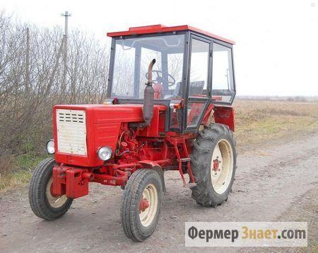 Domaći krompir i sazhateli traktor T-25
