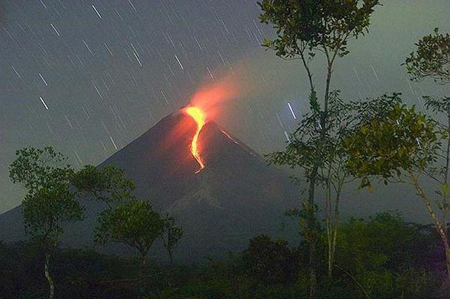 Merapi (Central Java, Indonezija)