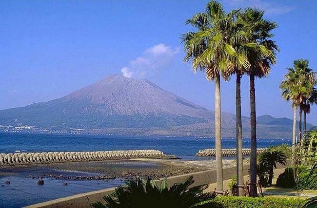Sakurajima (Kagoshima, Japan)