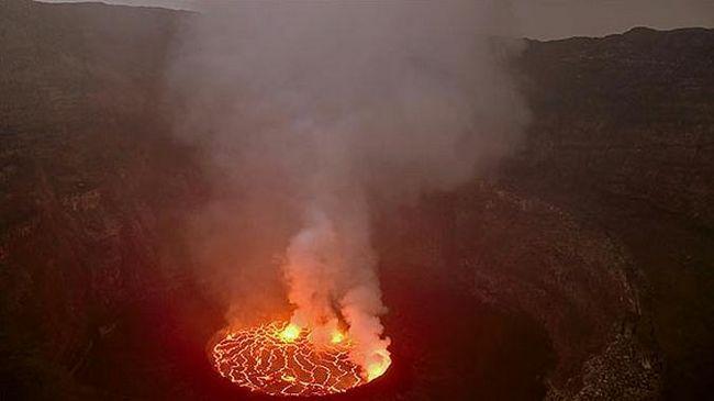 Mount Nyiragongo (Kongo Demokratska Republika)