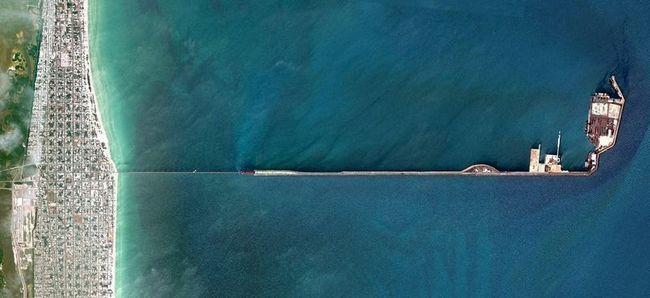 Самый длинный в мире пирс