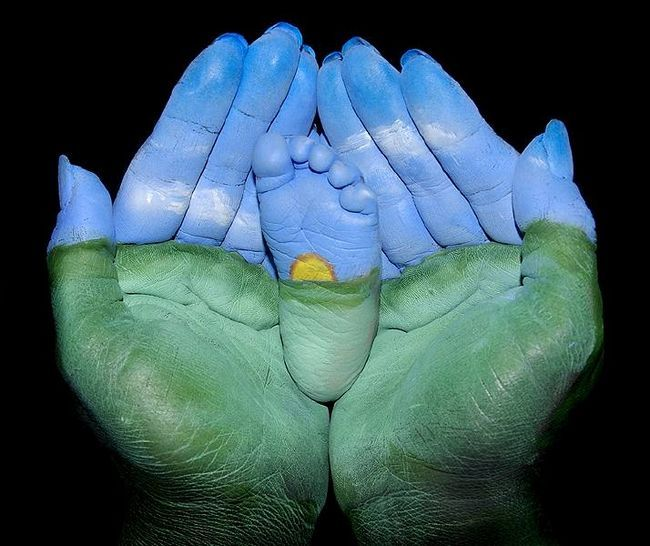 Američkog umjetnika Greg Tracy stvara jedinstvenu sliku na tijela ljudi