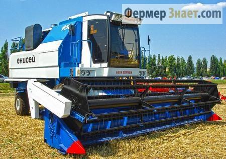Prednosti i slabosti Jenisej kombajni 950. model