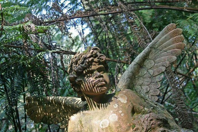 Mistične skulpture William Ricketts
