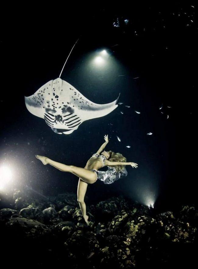 Marine baleta.