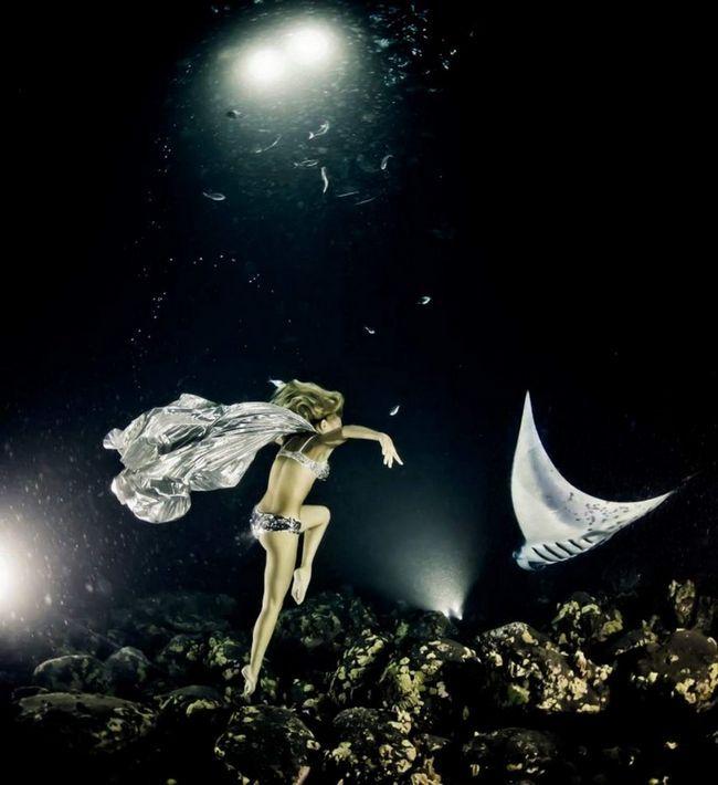 Uzbudljive snimke sirena Hannah.