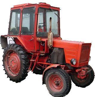 Traktoru T-25 specifikace