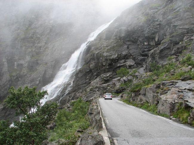 Trollstigen Road - najopasnije ceste u Norveškoj