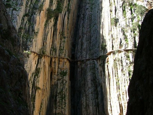 Put kralja (španjolski. El Caminito del Rey)