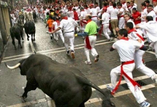 Na festivalu u gradu Grao de Castellón bik probo čoveka na smrt.