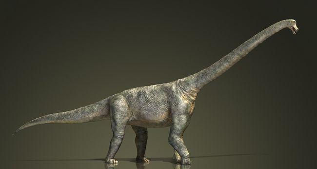 U Mongoliji, pronašao najveći dinosaura.