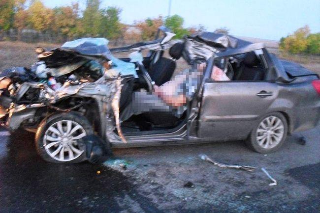 Evo šta je ostalo od automobila nakon strašna nesreća.