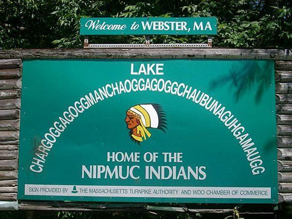 U SAD-u, nalazi se jezero zove Chargoggagoggmanchauggagoggchaubunagunamaugg