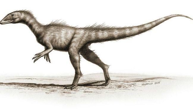 В уэльсе обнаружены останки самого древнего динозавра-вора юрского периода