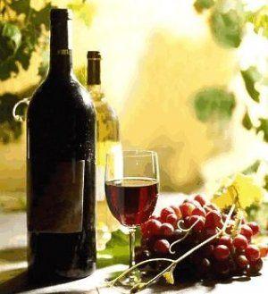 Bobice za vino ne treba oprati