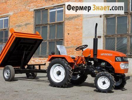 Mini-traktorskoj prikolici
