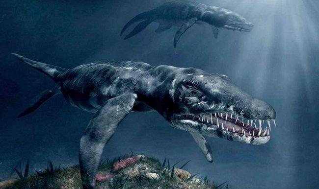 Čudovišta drevne izumrli zbog toksičnih metala.
