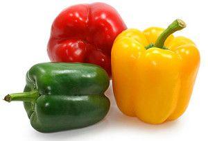 Rastemo bogat rod paprike