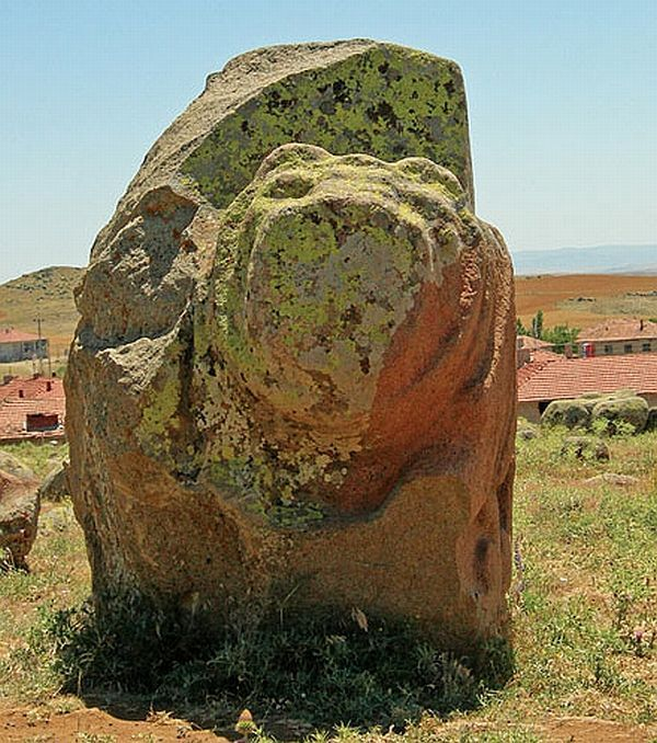 Riddle Hittite kamena lava