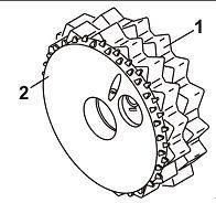 Obilí seeder amazone-d9