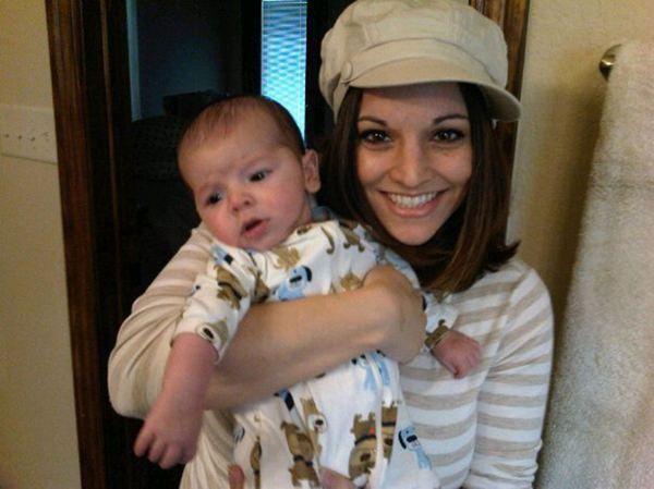 Alicia Richman a jeho syn Drake (foto: prweb.com)