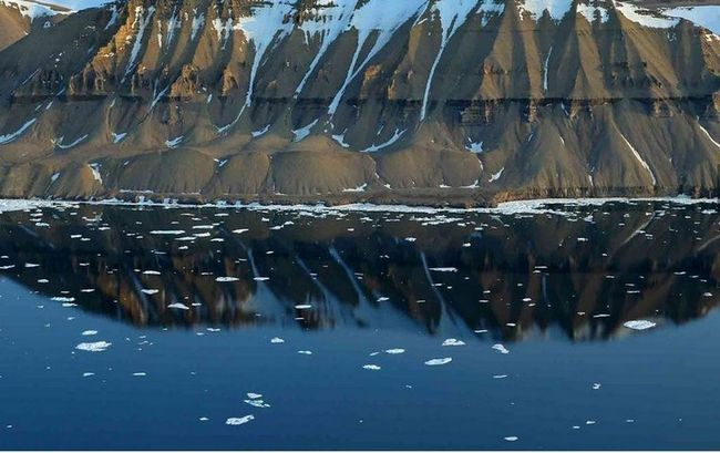 Život na rubu leda
