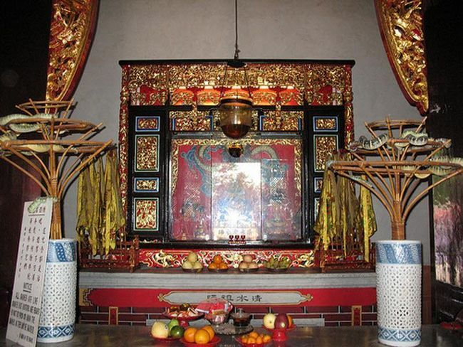 Zmija Temple u Penang, Malezija